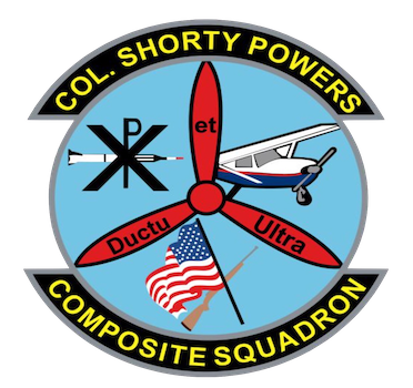Col Shorty Powers Composite Squadron